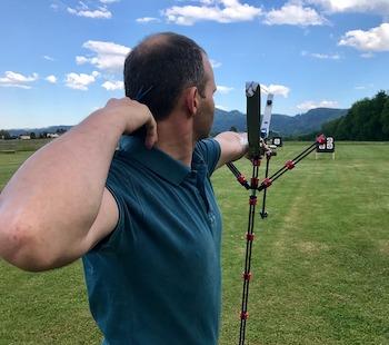 Archery Deepening Bogensport