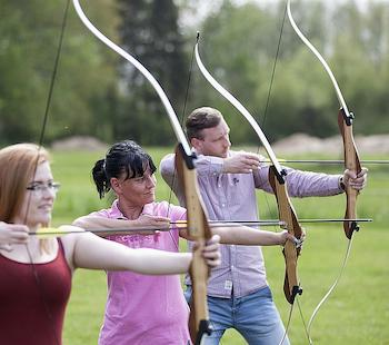 Archery Fundamentals Bogenschießen